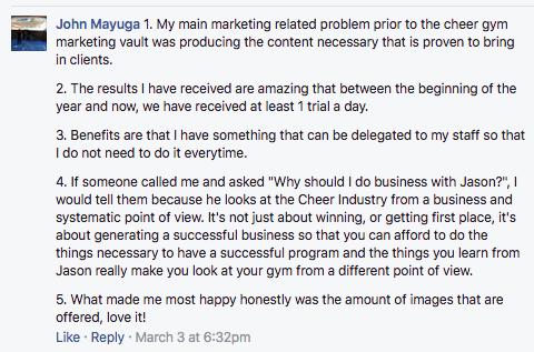 johnmayuga-marketingvault-testimonial